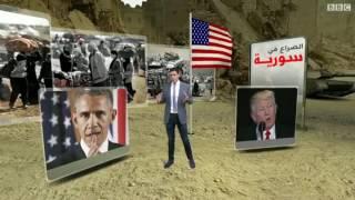سوريا بعد 6 أعوام من الحرب  