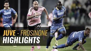 23/09/2015 - Serie A TIM - Juventus-Frosinone 1-1