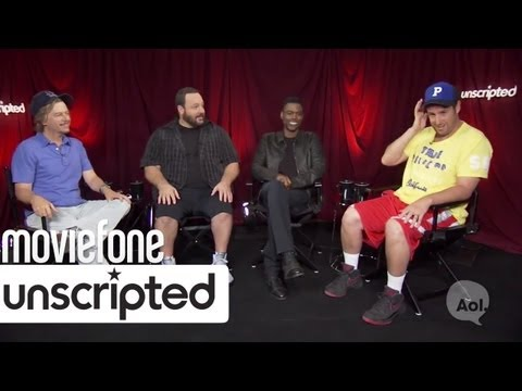 'Grown Ups 2' | Unscripted | Moviefone