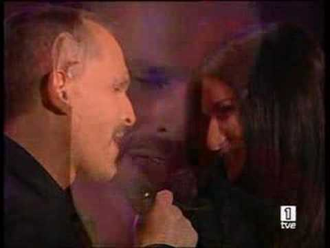 Laura Pausini - Especial Miguel Bos (Te Amar)