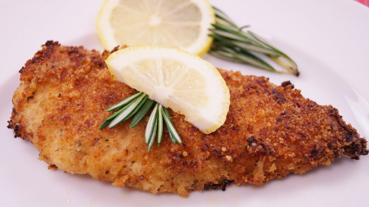 Crispy Lemon Garlic & Rosemary Chicken Recipe: Oven Baked! Diane ...