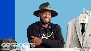 10 Things NHL Star P. K. Subban Can't Live Without | GQ