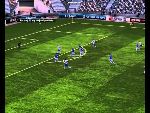 Fifa 11 Anglia-Argentyna