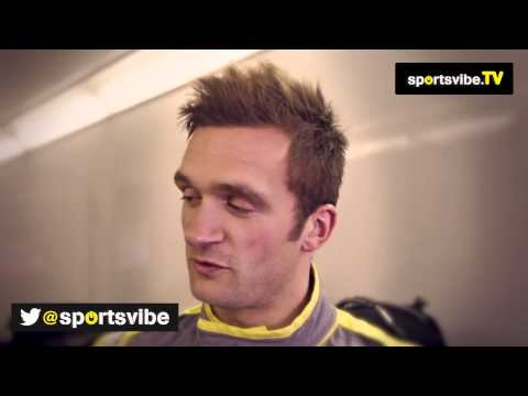 Sportsvibe Take A Drive Round Brands Hatch With Colin Turkington