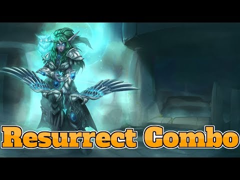[Legend] Resurrect Combo Priest The Boomsday Project | Hearthstone Guide How To Play