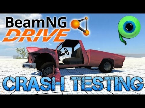 BeamNG | CRASH TESTING | DO I get my licence now?