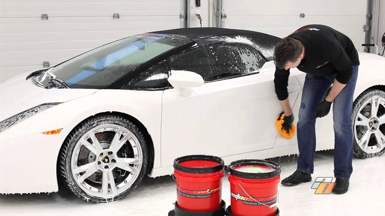 Dealer Does Car Washes