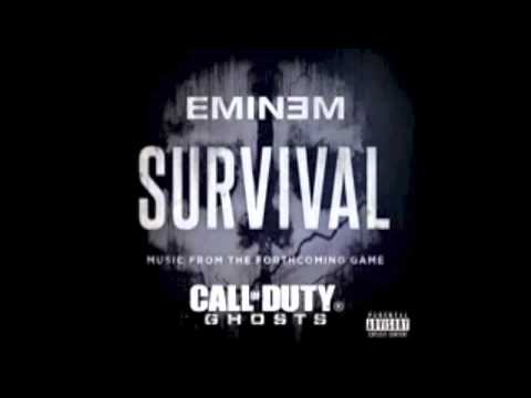 Eminem Survival audio only