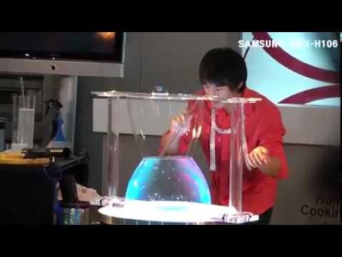 biểu diễn bong bóng xà phòng SUSU | dịch vụ tổ chức sinh nhật cho bé tp.HCM