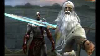 Parte 1 De God Of War La Pelicula