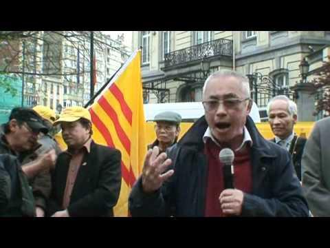 37 Năm Quốc Hận, Việt Nam Tôi Đâu ? tại Vương Quốc Bỉ 28-4-2012.wmv