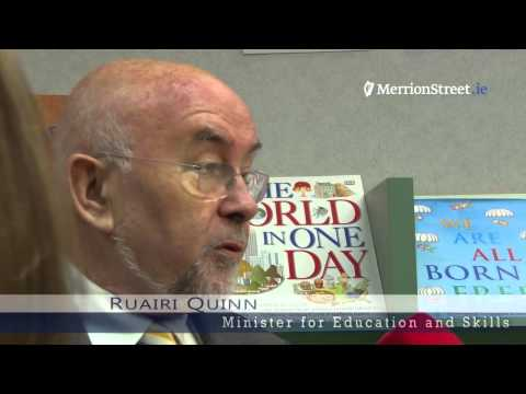 Grants to establish school book rental schemes in primary schools -- Quinn