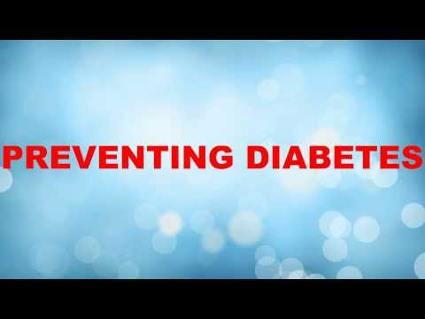 Preventing|Prevention For|Prevention Of Type 1|Type 2 Diabetes