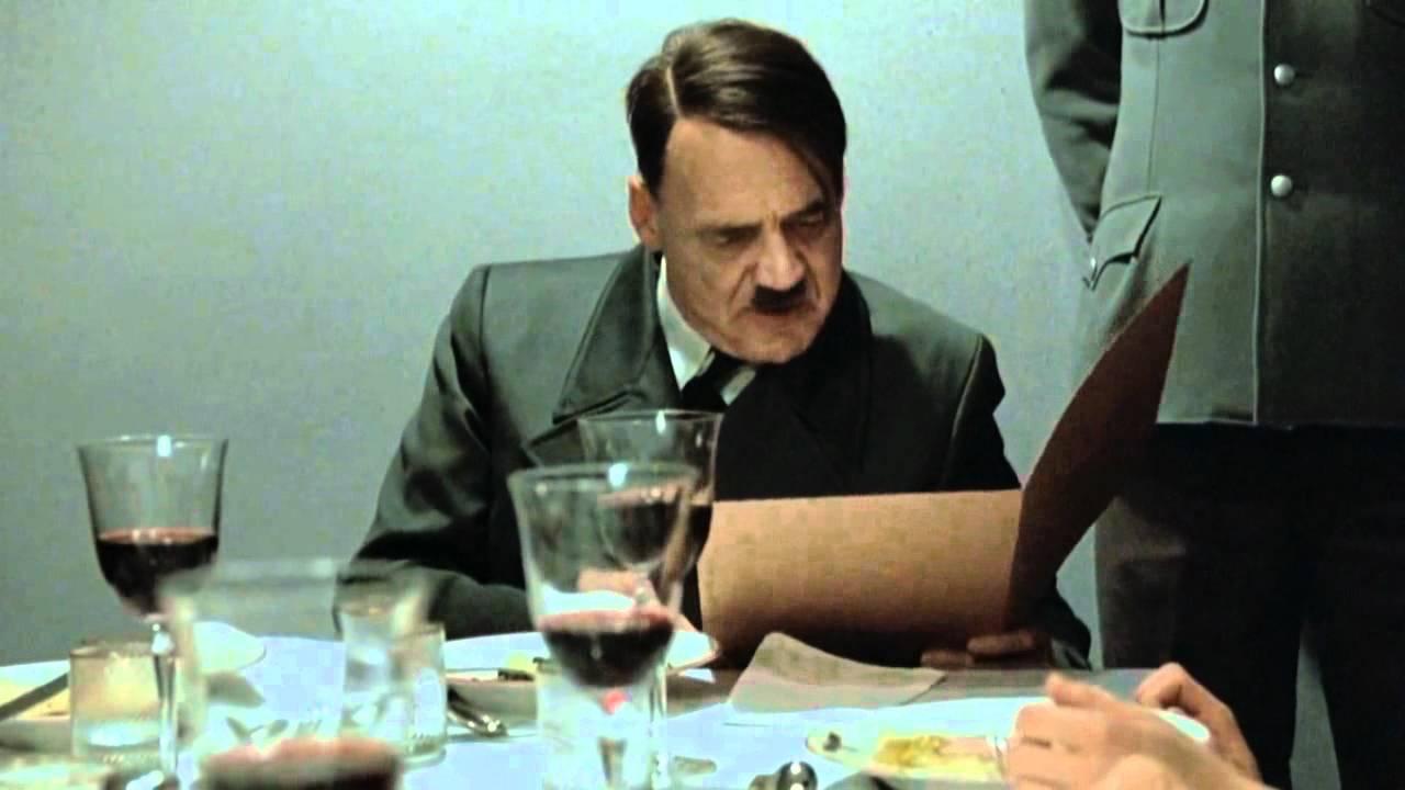 Hitler rencontre mcdonald
