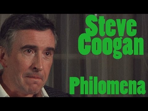 DP/30: Steve Coogan on Philomena (LA/Nov 2013)