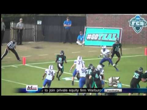 Coastal Carolina 46 Presbyterian 13 - Coastal earns share of Big South Football Championship