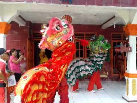 Barongsai - Chinese New Year 2564 @home