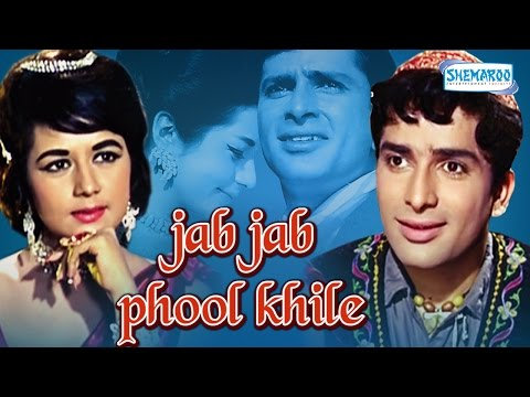http://bollywoodmovieonline.com/video.php?vid=Best-Old-Hindi-Movies-in-Bollywood---Jab-Jab-Phool-Khile%3C%3EyizSb6P8pco