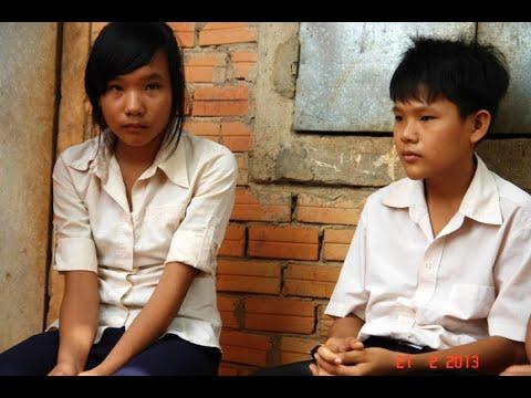 KVS Năm 5 (CT.Số 07) Hoàn cảnh 3 em mồ côi Linh, Lai, Phượng