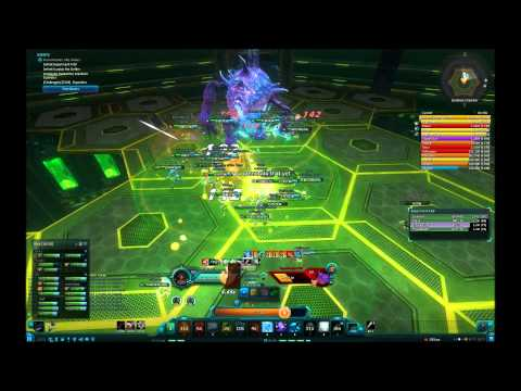 Wildstar - Genetic Archives X89 VS LD50 Engineer DPS POV