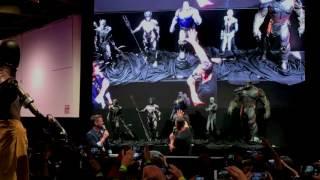 Josh Brolin Reveals the 'Children of Thanos' for Avengers: Infinity War at D23 2017