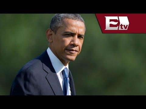 Barack Obama pedirá al Congreso presupuesto millonario  para enfrentar migración infantil