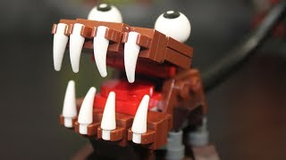 LEGO MIXELS SERIES 2 - FANG GANG - JAWG