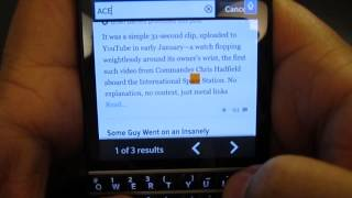 Tips And Tricks For Blackberry Q10 Browser (part 1)
