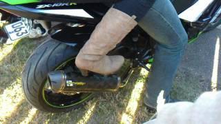 Kawasaki Zx10r Al Corte