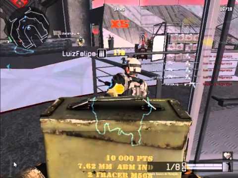 Hack no Assassinato - Warface -
