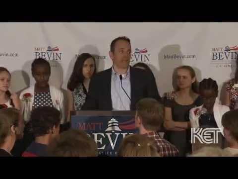 Matt Bevin Full Concession Speech I KET