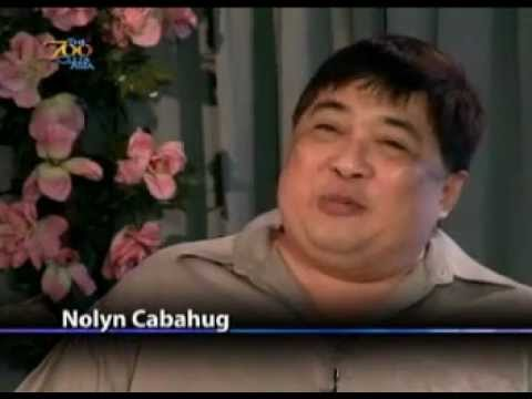 The Philippine Tenor : Nolyn Cabahug