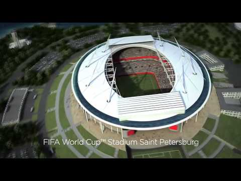 FIFA World Cup | Bidding Russia 2018 (Howard Goodall - Mr. Bean Theme)