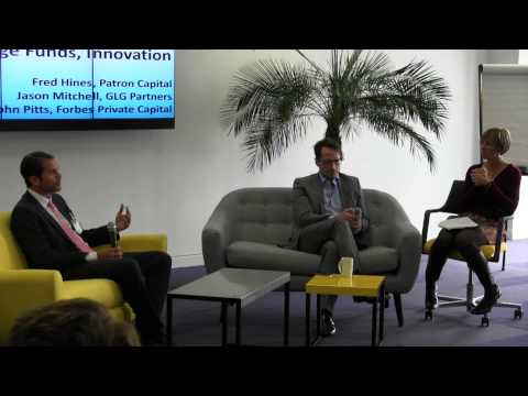 Liquidity Summit ~ Hedge Funds and Innovation with Jason Mitchell and John Pitts