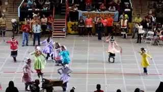 Smoke Dance At 2014 GATHERING OF NATIONS POW WOW