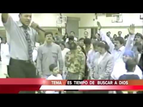 REVELACIONES DE CRISTO EN LAS ANTILLAS..CAMPAÑA...EVAG . HECTOR  DE LA CRUZ.. EN LOS  AÑOS  90