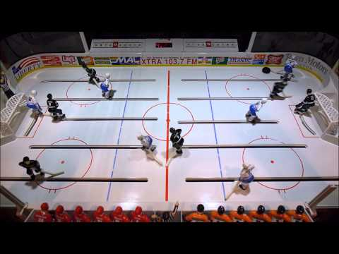 Gretzky Table Hockey (Minnesota North Stars vs Toronto Maple Leafs) Game E1