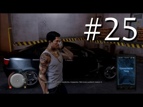 Sleeping Dogs Walkthrough - Part 25 - Serial Killer - (PC/PS3/Xbox360)