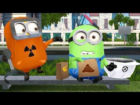 Despicable Me 2 Minion Rush - Mower Minions Mini Movie 2016