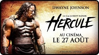 HERCULE Avec Dwayne The Rock Johnson Bande Annonce