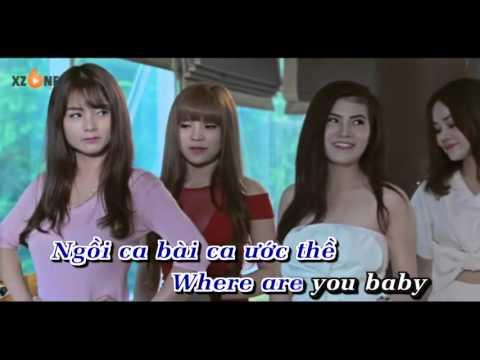[Karaoke] Gấu Ở Đâu Khi Gió Đông Về - Cao Tùng Anh