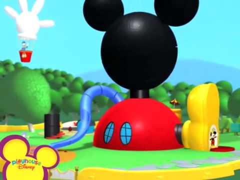 La casa di Topolino-sigla-Disney