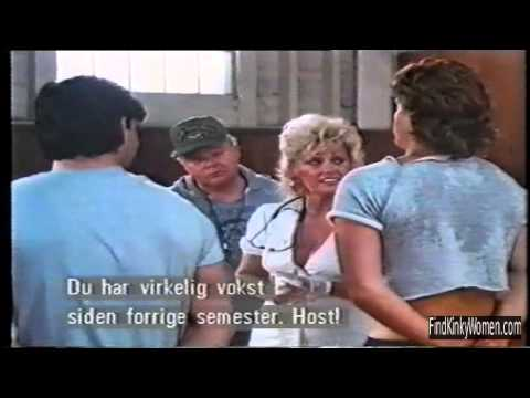 Free Ride (1986) cfnm nurse scene