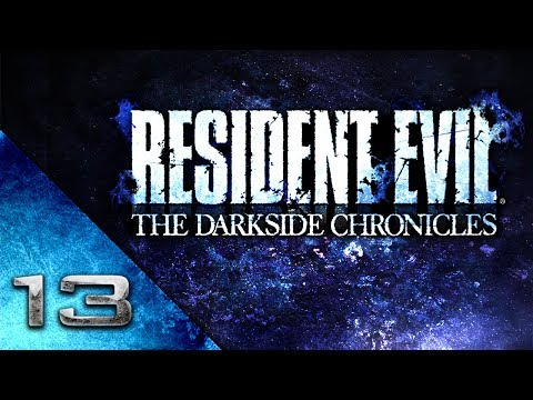Resident Evil Darkside Chronicles - Game of Oblivion Cap3. -  1080p ᴴᴰ Parte 13