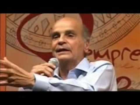 Dr. Dráuzio Varella incentivando o consumo de leite
