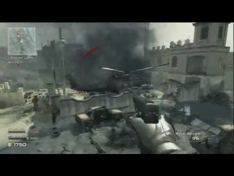 Bury Runs Ep 3 Spec Ops Free Run (MW3) (XB360)