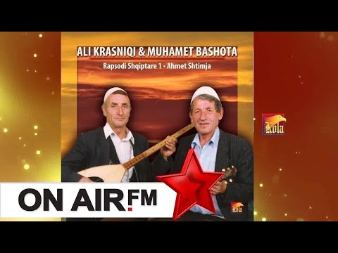 Ali Krasniqi & Muhamet Bashota - Ymer Prizrenit