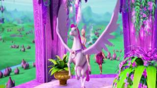 *Barbie Mariposa And The Fairy Princess Full Movie Part 1
