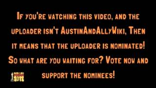 Austin and Ally Awards (VOTE)