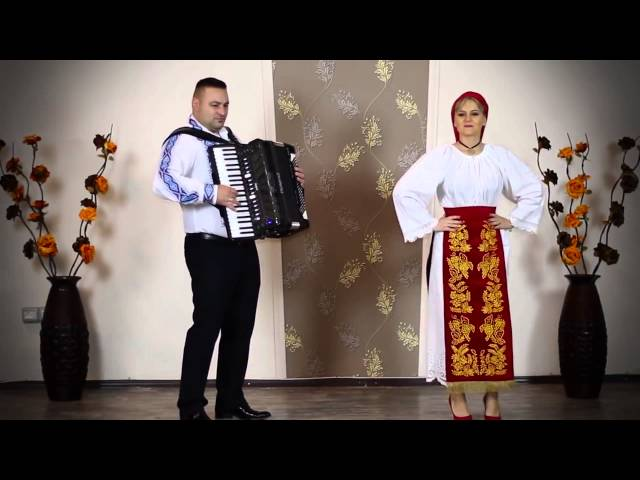 Paula Pasca si Ionut Guver  -  Canta canta Guver canta 2014